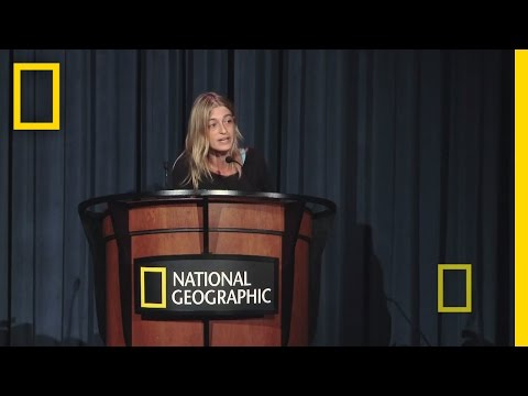 National Geographic Live! - Sasha Kramer: Putting Waste to Work