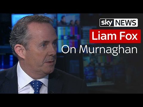"Liam Fox: Tory Leadership Contest ""Not A Game"""