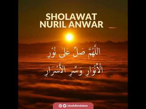 Shalawat Nuril Anwar