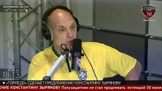 Бубнов «мочит» пьяного Черданцева и Генича