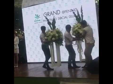 (26/05/17) เป๊ก ผลิตโชค @ Phyathai 3 Social Club Grand Opening