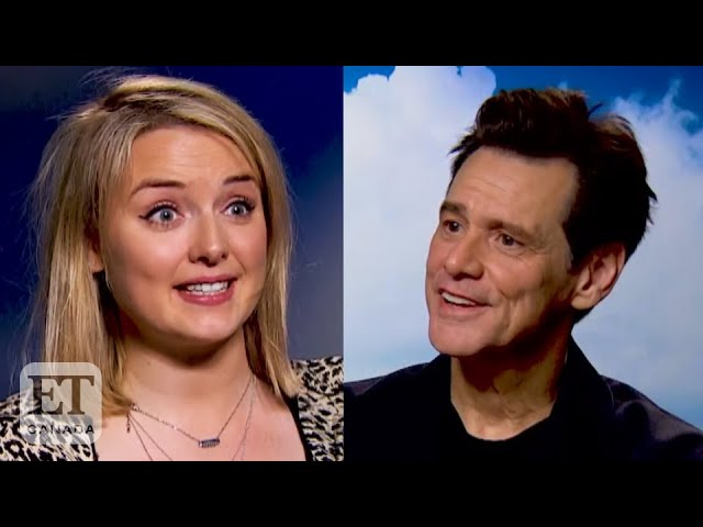 Jim Carrey's Awkward 'Bucket List' Answer