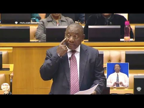 No Witch Hunt In ANC - Cyril Ramaphosa