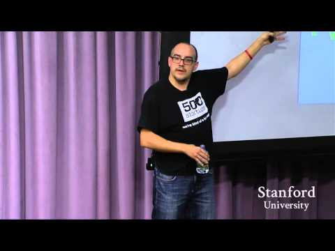 Stanford Seminar - Entrepreneurial Thought Leaders: Dave McClure of 500 Startups
