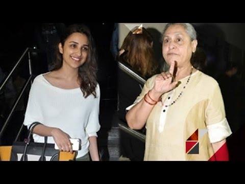 Parineeti Chopra Thrilled After Watching 'Pink' | Jaya Bachchan Acts Rude Again