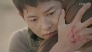 """Клип """" ММ """" к дораме Южной Кореи """" Потомки Солнца """" прекрасные Ю Си Джин и Кан Мо Ен"""
