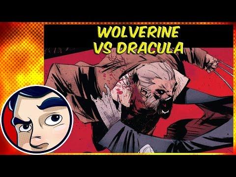 Old Man Logan Vs Vampire Jubilee & Dracula - ANAD Complete Story