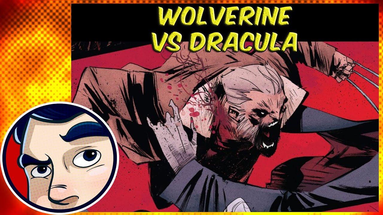 Old Man Logan Vs Vampire Jubilee & Dracula - ANAD Complete ...