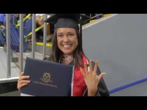Engagement During 2017 Undergraduate Commencement