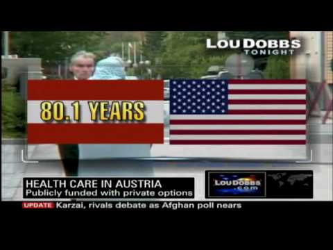 Healthcare: USA vs. Austria (CNN)