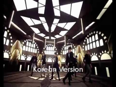 Super Junior MV Singing Parts [ Ryeowook ]