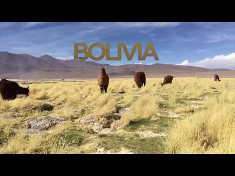 PANGEA | Viaje por Bolivia. Un paseo por las nubes.