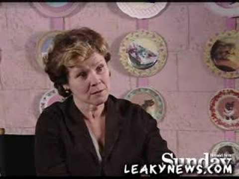 Herald sun interview with Imelda Staunton