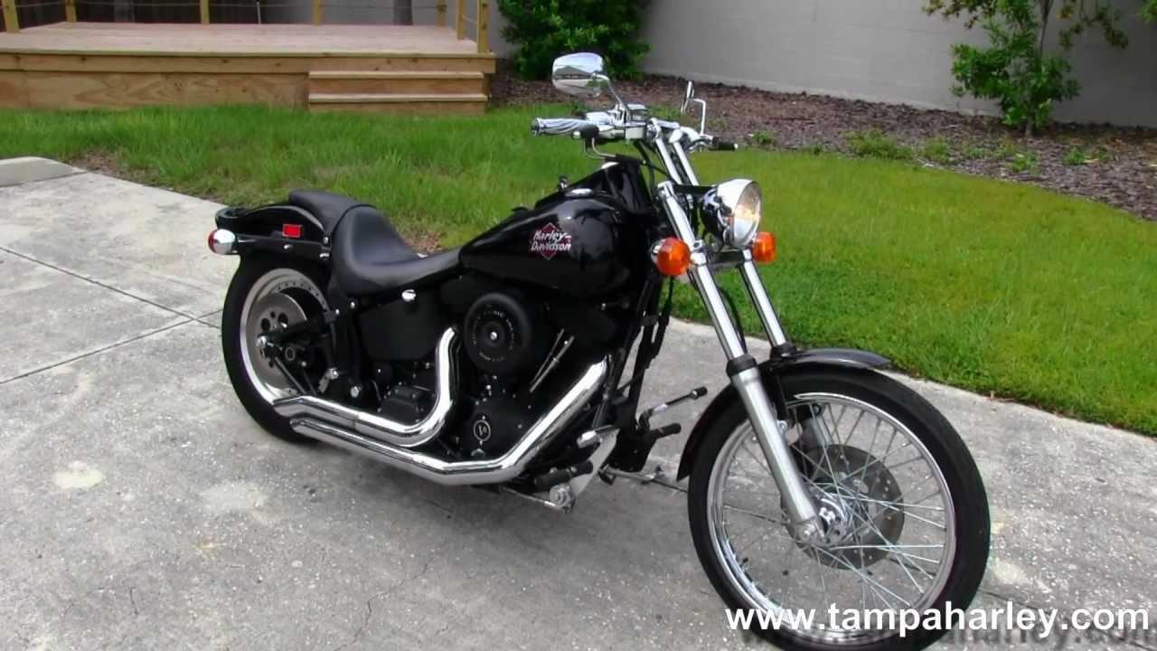 1999 Harley Davidson FXSTB Night Train Of Tampa