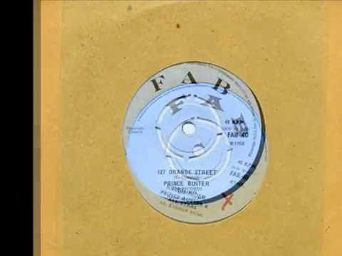 Prince Buster - Fab Records - 1968