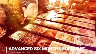 TAURUS ADVANCED SIX MONTHS FORECAST JULY TO DECEMBR 2019
