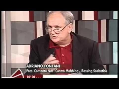 Adriano Fontani a Rai Tre -10 minuti di...trasmissione del 29 nov 2011