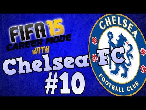 FIFA 15 Career Mode w/ Chelsea Episode 10 : Salah's Left Foot