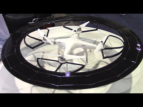 Solar Powered Quadcopter & Drone Plane by QSOLAR