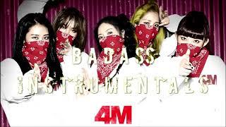 badass kpop instrumentals playlist part 2