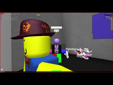 Roblox fnaf 3 game beta open i will be playin youtube