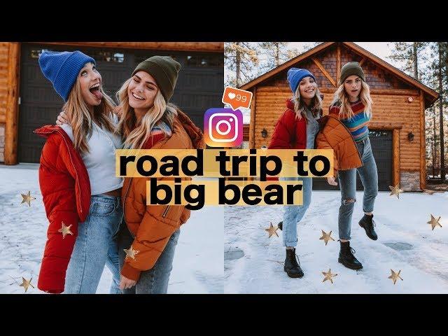 instagram photoshoot with Maddie Ziegler ft. Bryant