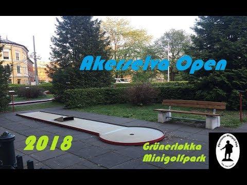 Akerselva Open 2018