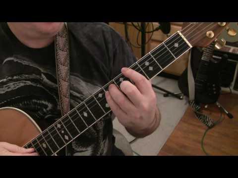 Lightning Crashes Live Cover Guitar Lesson