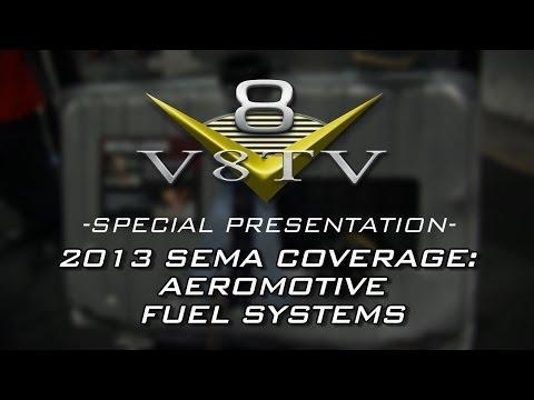 2013 SEMA Show Video Coverage: Aeromotive Phantom Fuel System