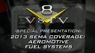 2013 SEMA Show Video Coverage: Aeromotive Phantom Fuel System
