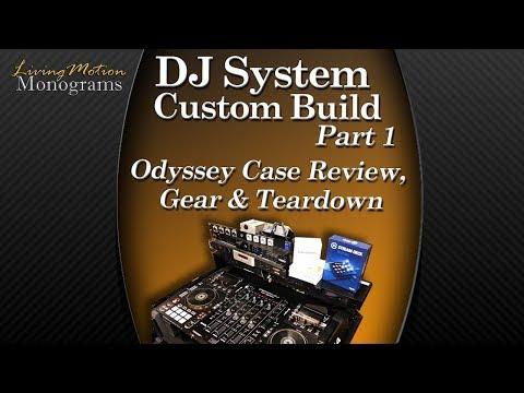 Custom DJ System Build - Part 1