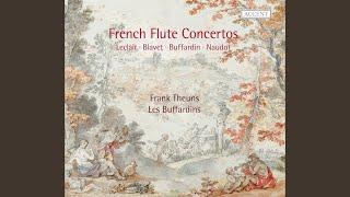 Flute Concerto in E Minor: II. Andante