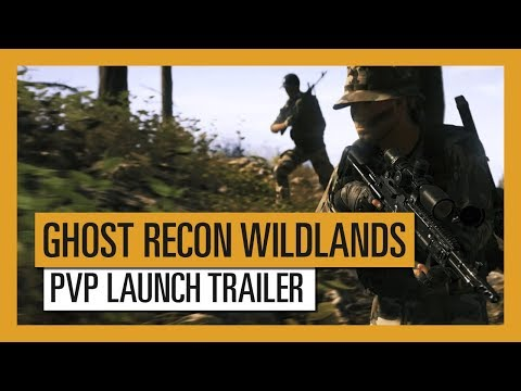 GHOST RECON WILDLANDS: GHOST WAR PVP LAUNCH TRAILER   Ubisoft [DE]