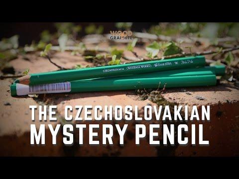 Czechoslovakian Mystery Pencil! - ✎W&G✎
