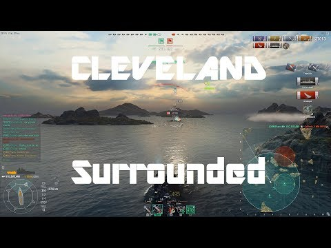 Cleveland - Surrounded & Uptiered [49k Commander XP]