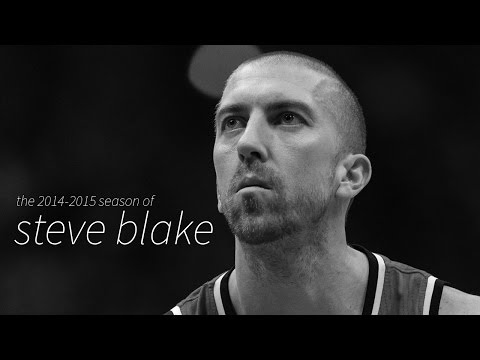 Steve Blake: 2014-2015 Blazers Season Highlights