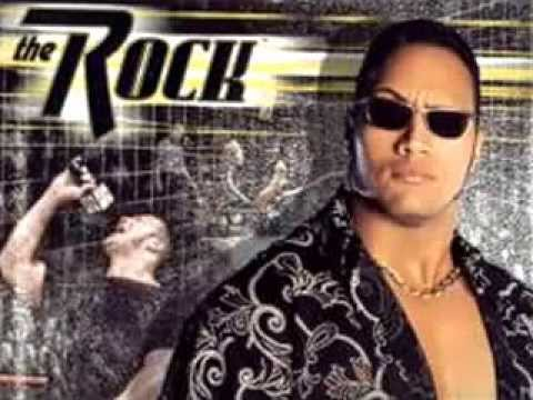 The rock theme song!