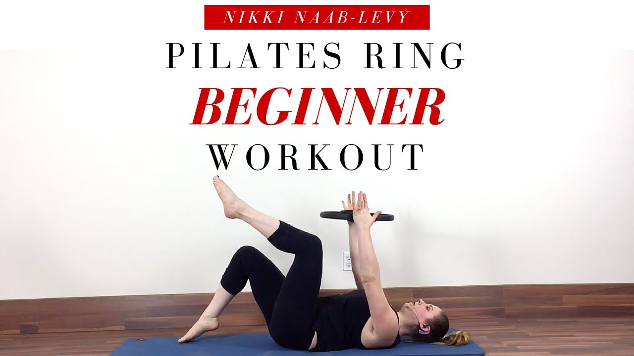 How To Use Pilates Toning Ring