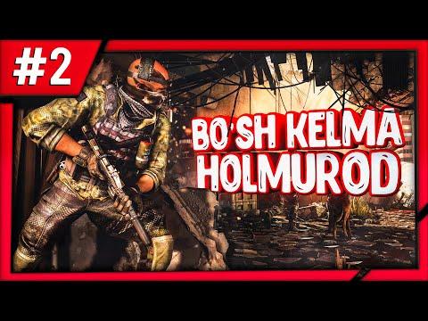 CALL OF DUTY: GHOSTS / BO'SH KELMA HOLMUROD #2 / UZBEKCHA LETSPLAY