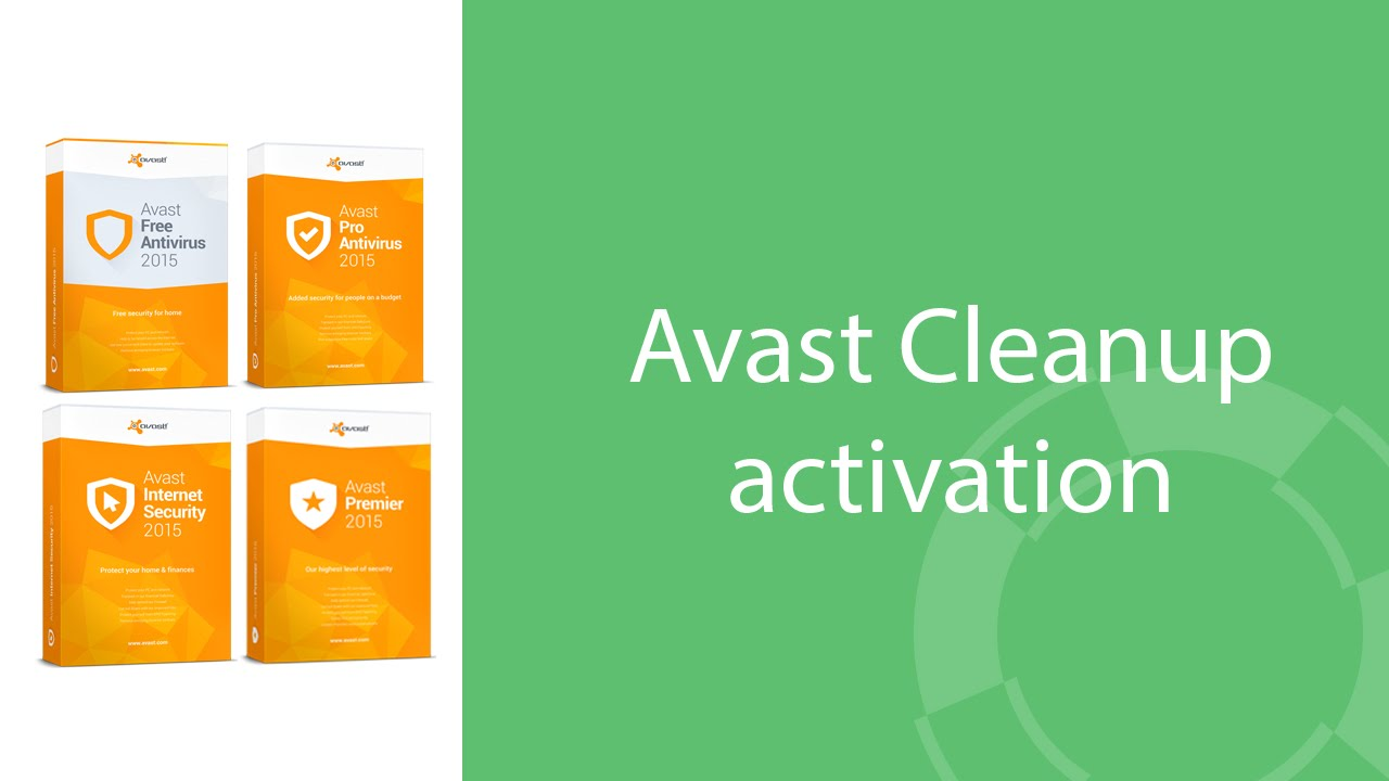 Free Download of Avast Cleanup 2019 Activation Code & Key