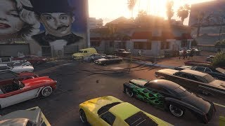 Livestream - Gta 5 - Classic  Car Meet And Racing Playlist Ps4
