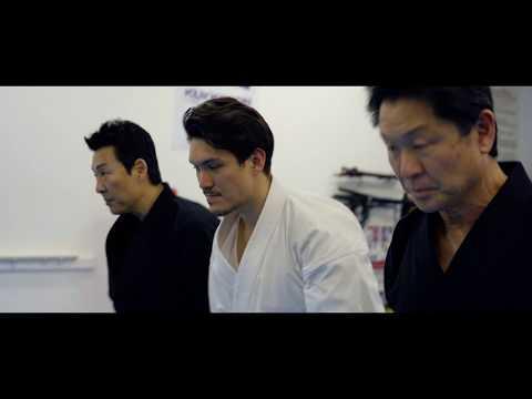 Rhee Brothers And Noah Fleder Taekwondo Training