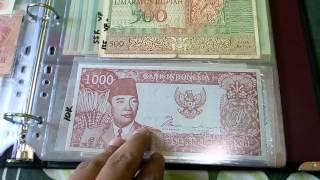 Koleksi uang kuno langka