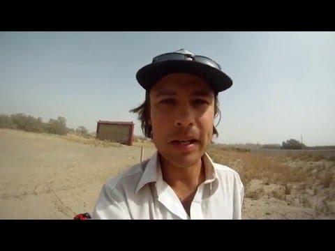 Cycling the Taklamakan desert