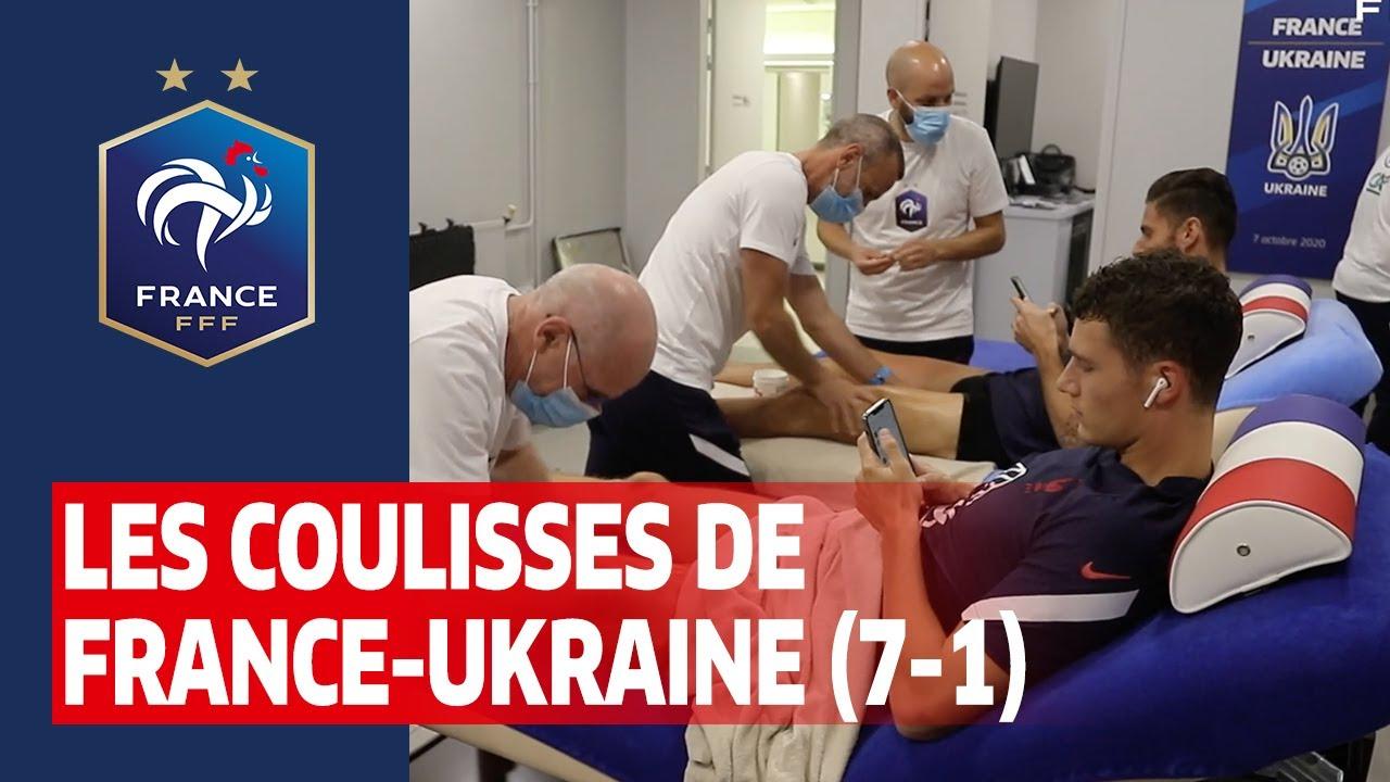 Download Les coulisses de France-Ukraine (7-1), Equipe de France I FFF 2020