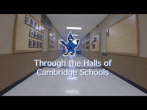 Through the Halls of Cambridge Schools