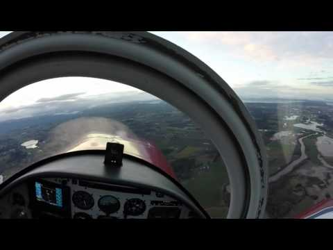 Vans RV8 Gas run #1
