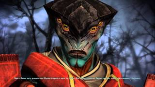 Mass Effect 3 Final Cut Ending : Мы Славим Наших Героев 73 минут HD 2013