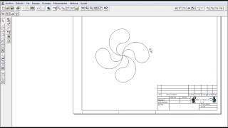 LAUBURU 1º parte Dibujo a dxf y a Inkscape