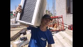 видео Установка кондиционеров Краснодар